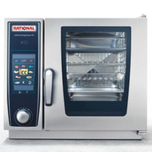 Horno eléctrico Rational XS 6