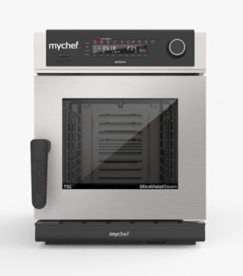 Horno MYCHEF Concept S 4 GN 1/1 DISTFORM