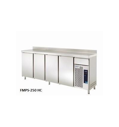 MESA REFRIGERADA FRENTE MOSTRADOR  FMPS-250 HC SERIE 600