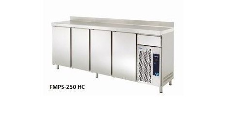 MESA REFRIGERADA FRENTE MOSTRADOR  FMPS-250 HC SERIE 600 [0]