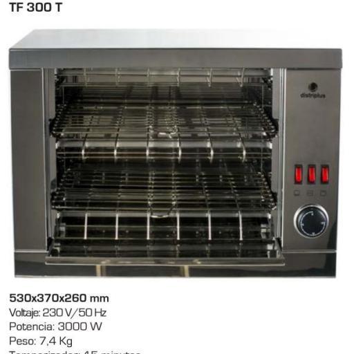 Tostador TF 300 T