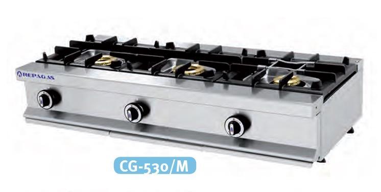 Cocina a gas CG-530/M