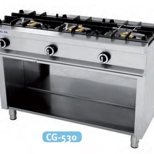 Cocina a gas CG-530 [0]