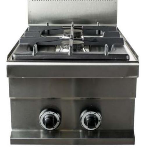 Cocina a gas Line 602