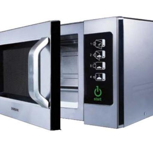 Horno microondas ONE TOUCH [1]