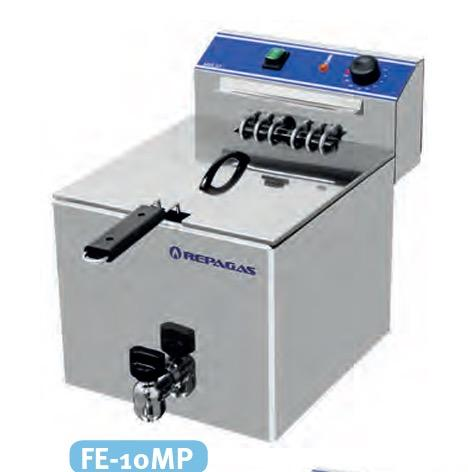 Freidora eléctrica FE-10MP