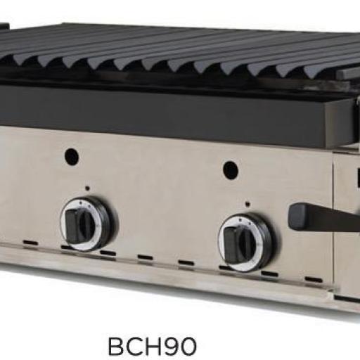 Barbacoa a gas BCH90