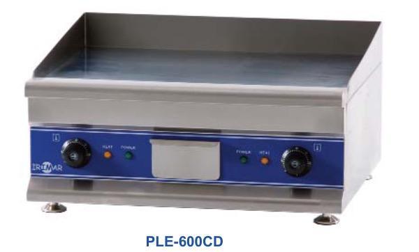 Plancha eléctrica PLE-600CD