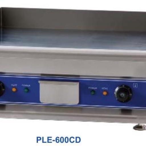 Plancha eléctrica PLE-600CD [0]