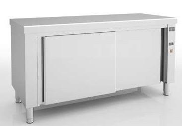 Mesa caliente central MCA60-160C