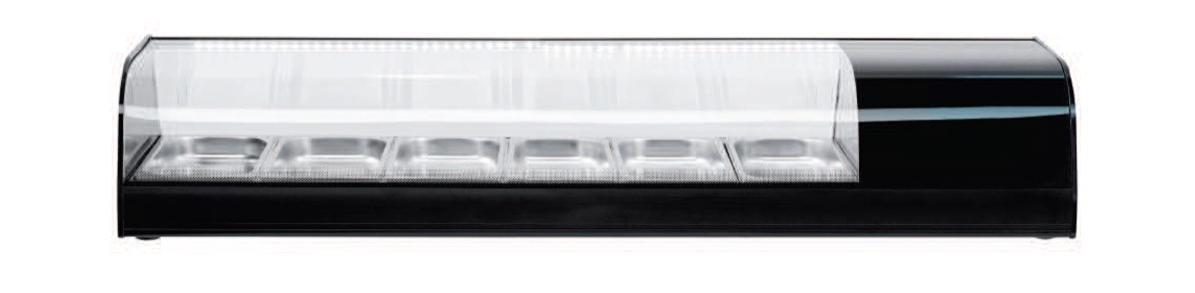 Vitrina sobremostrador VRC-149