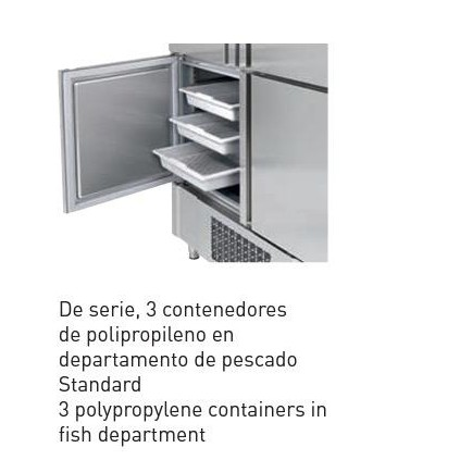 Armario frigorífico ANDP-1003 TF/G [1]