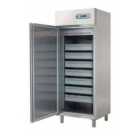 Armario frigorífico de pescado