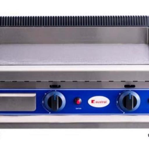 Plancha a gas HGT-600 [0]