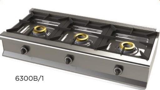 Cocina a gas 6300B/1