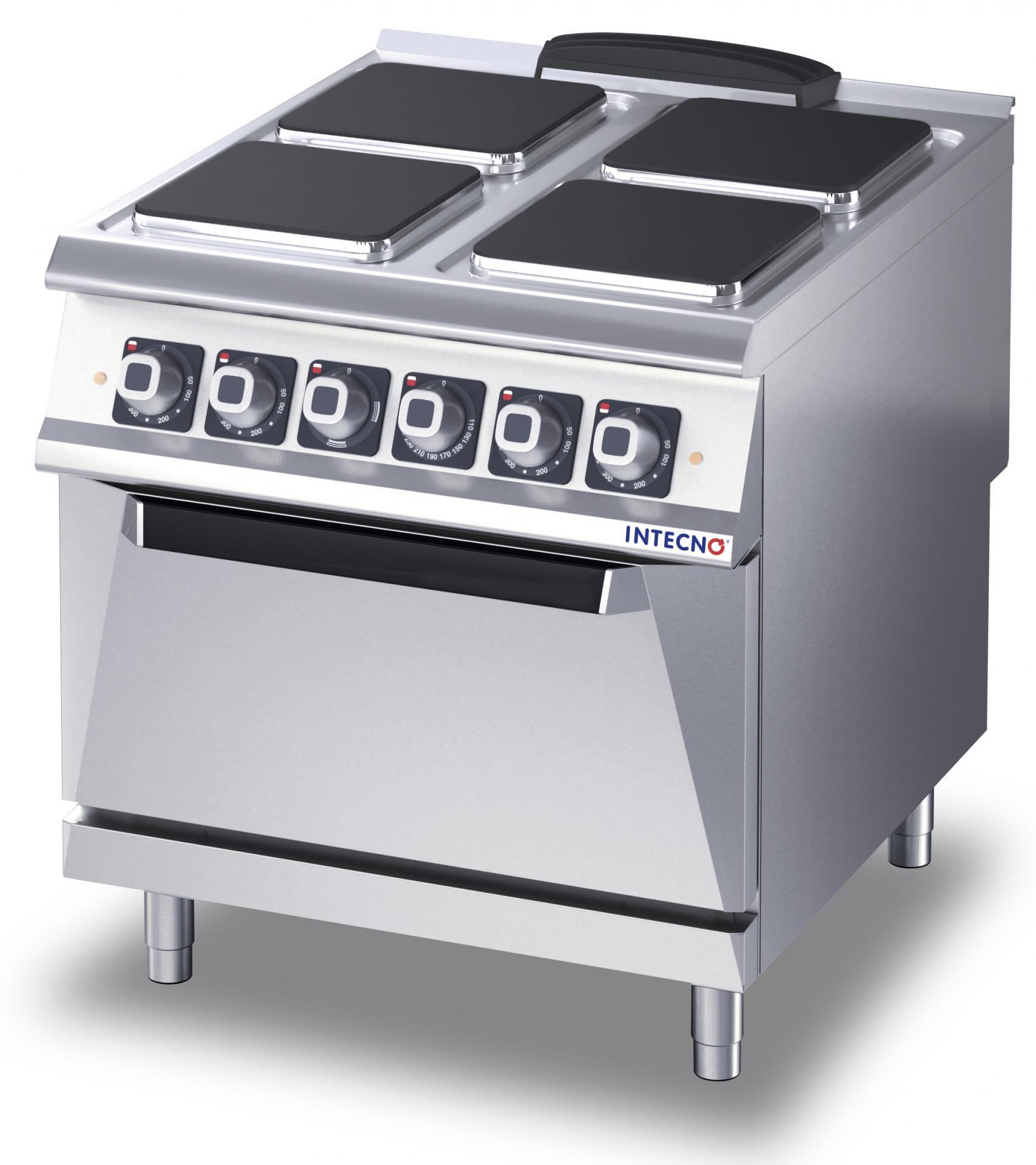 Cocina eléctrica con horno D94/10 CEEPQ