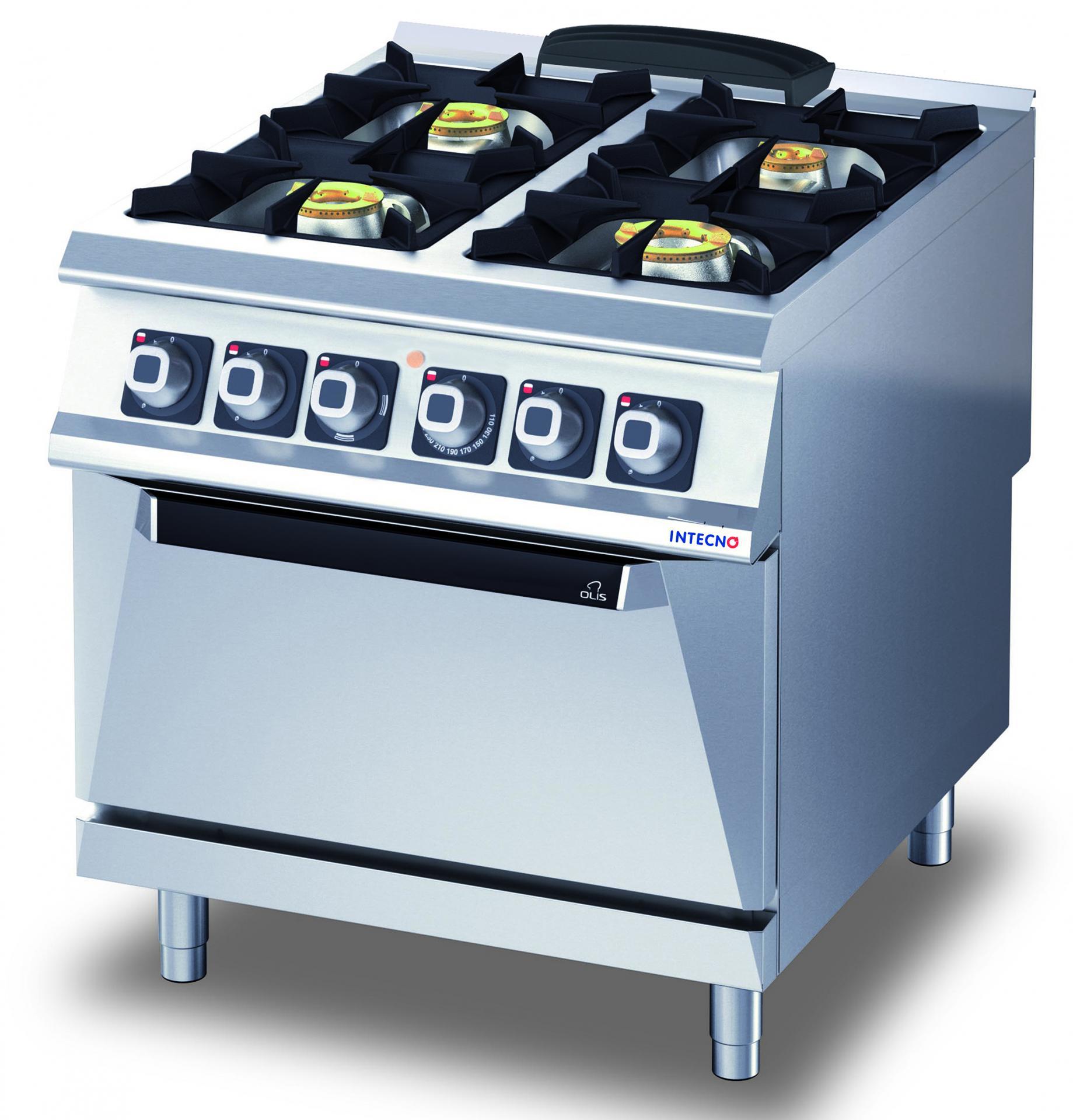 Cocina a gas D94/10 CGE