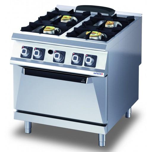 Cocina a gas D96/10 CGG
