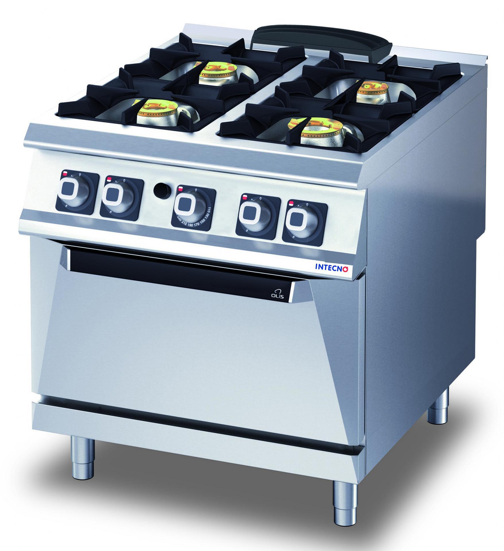 Cocina a gas D94/10 CGG