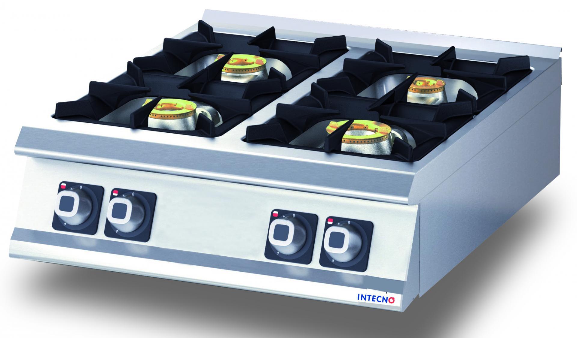 Cocina a gas D94/10 TCG