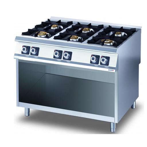 Cocina a gas D96/10 CG