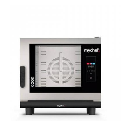 HORNO MIXTO MYCHEF COOK  4 GN 1/1