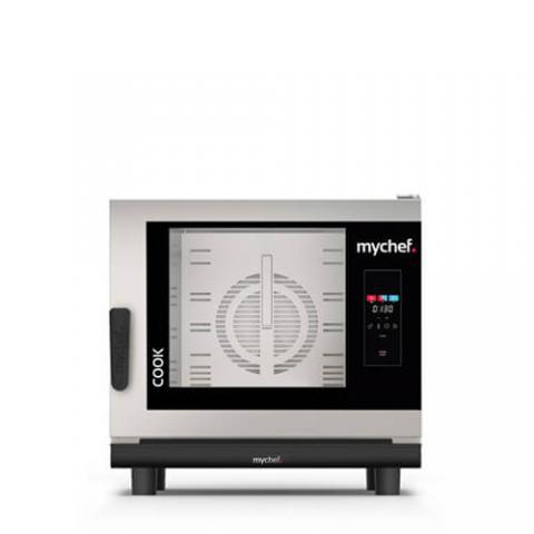 HORNO MIXTO MYCHEF COOK  6 GN 1/1