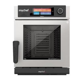 HORNO MIXTO MYCHEF COMPAC EVOLUTION 6 GN 1/1
