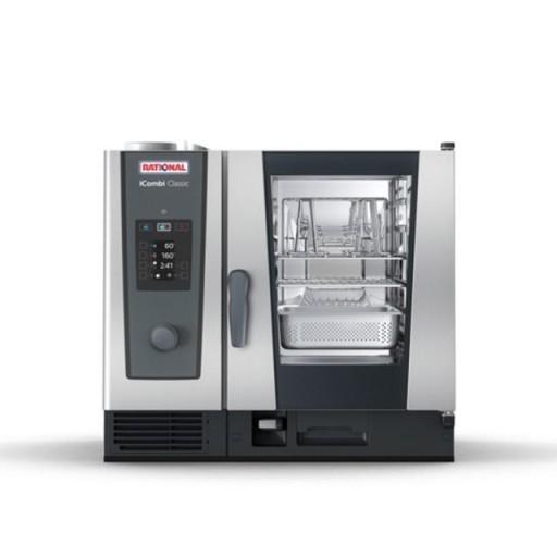 Horno iCombi Classic COMBIMASTER PLUS XS 6- 1/1 RATIONAL