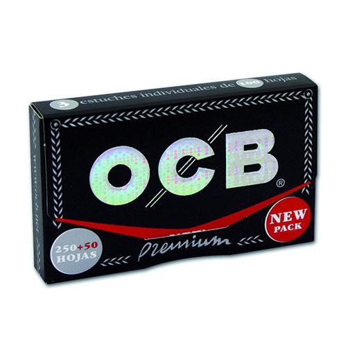 OCB PREMIUM 78mm 300 Hojas