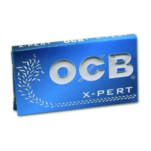 OCB BLUE EXPERT DOBLE 70 mm.