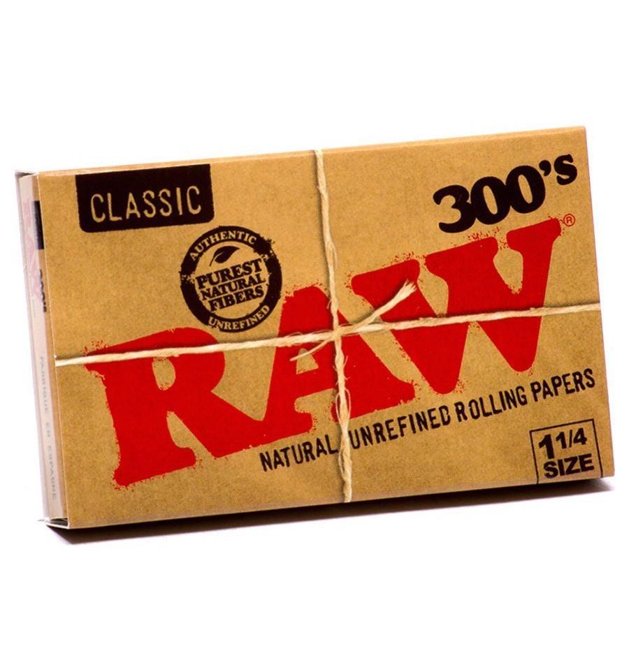 RAW 300 Hojas