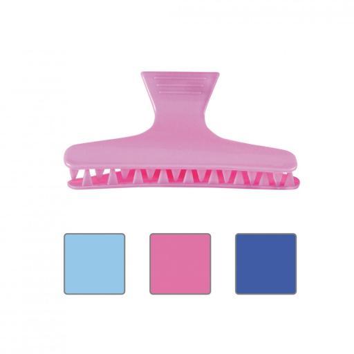 Bolsa Grapas Plástico - 12 Unidades