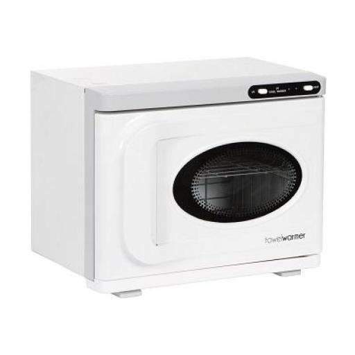 Calentador y Esterilizador de Toallas 23 Litros