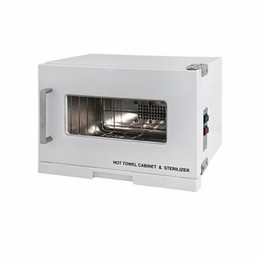 Calentador y  Esterilizador de Toallas 7 Litros