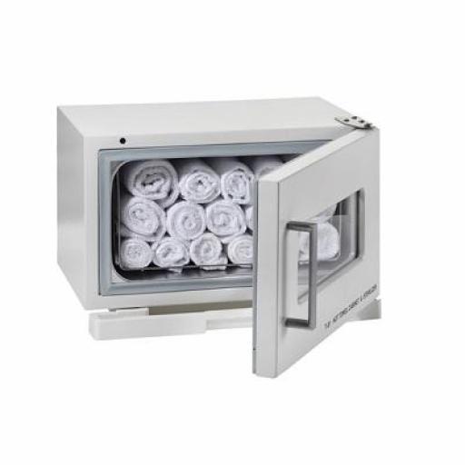 Calentador y  Esterilizador de Toallas 7 Litros [1]
