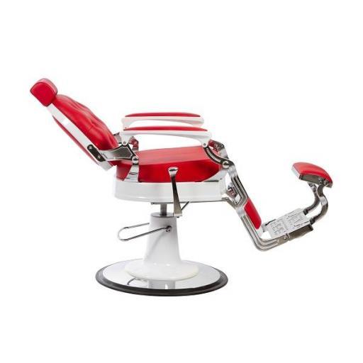 Sillon Barbero Galaxy Rojo [1]