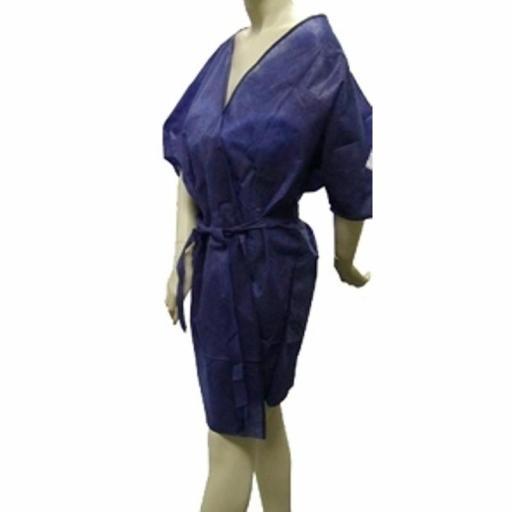 Kimonos Desechable Azul