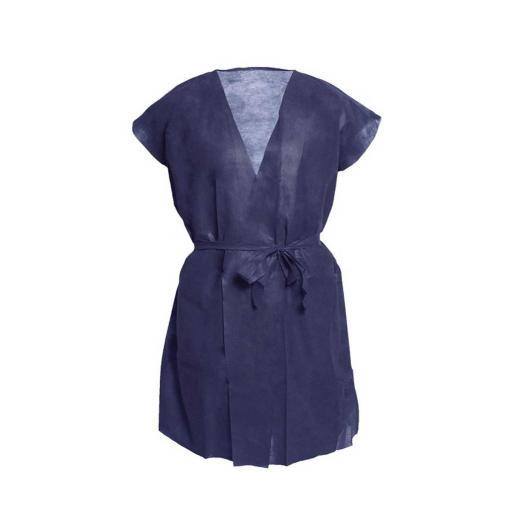 Kimono Desecha Azul Oscuro