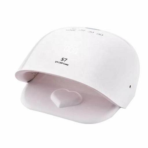 Lampara Uñas UV/LEd 48w