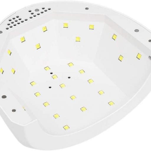 Lampara Uñas UV / LED 2 en 1 48 w [1]