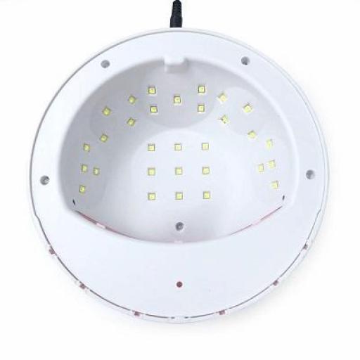 Lampara Uñas 2 en 1 LED/UV Sun5 S 72 w [3]