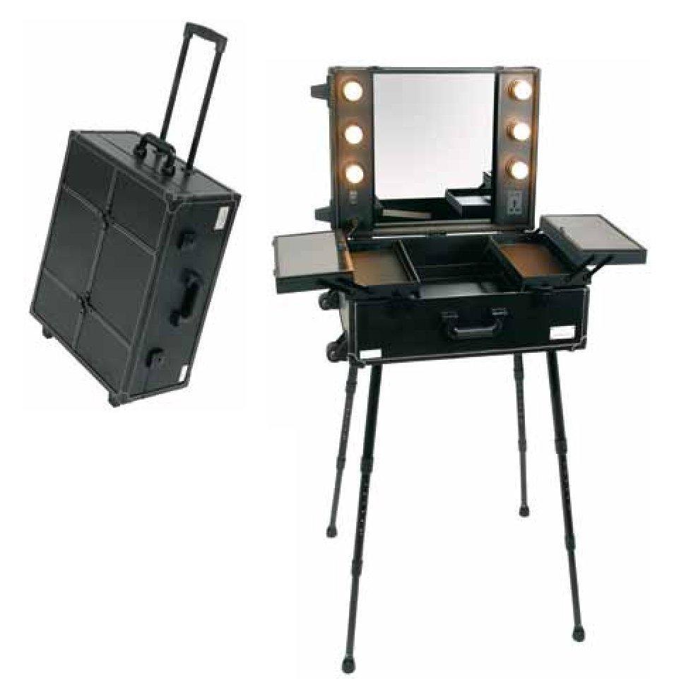 Maletin Maquillaje Profesional con Luz