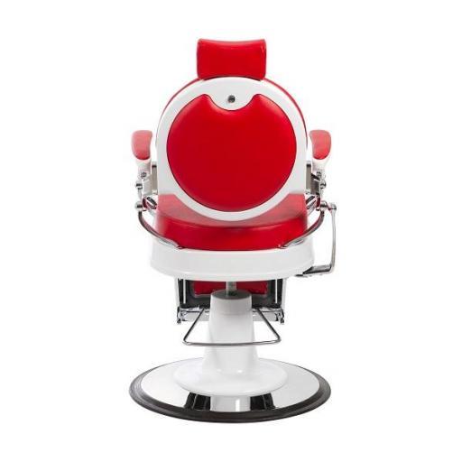 Sillon Barbero Galaxy Rojo [2]