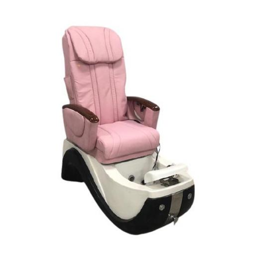 Sillon Pedicura Spa Pink