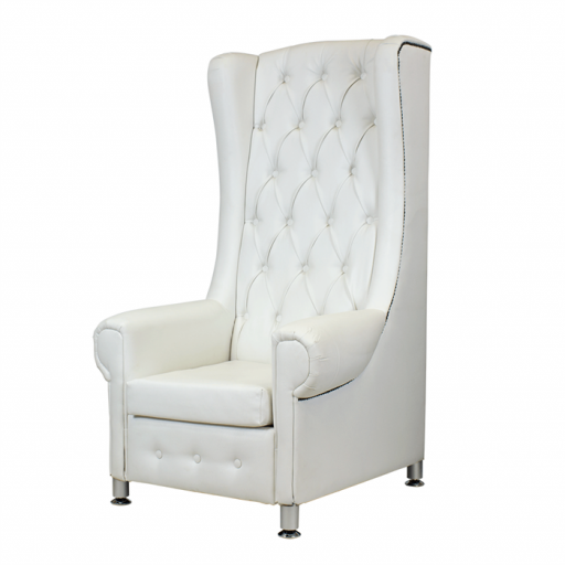 Sillon Pedicura TR Blanco