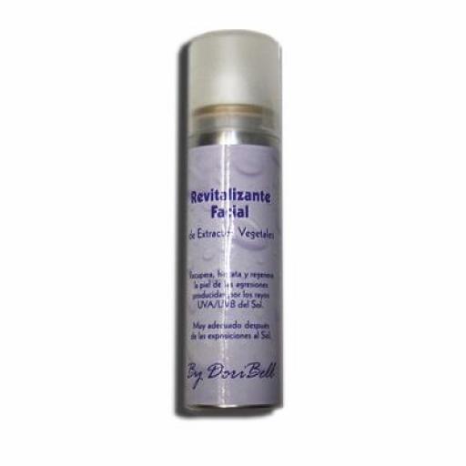 Spray Revitalizante Facial con Extractos Vegetales 50 ml