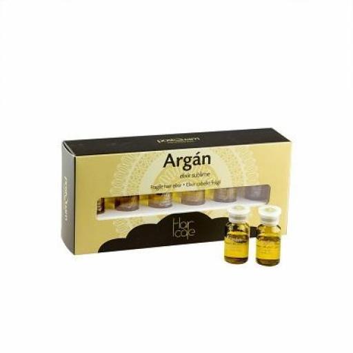 Ampollas Aceite Argan Sublime