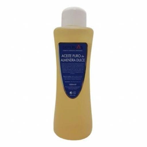 Aceite Puro Almendras Dulces 1000 ml