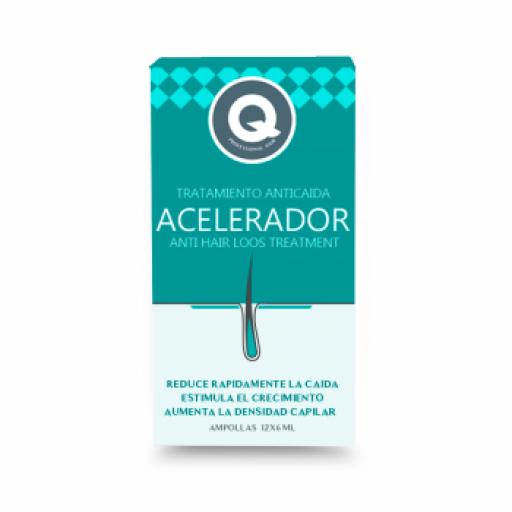 Ampollas Tratamiento Anticaida Acelerador 12 X 6ml